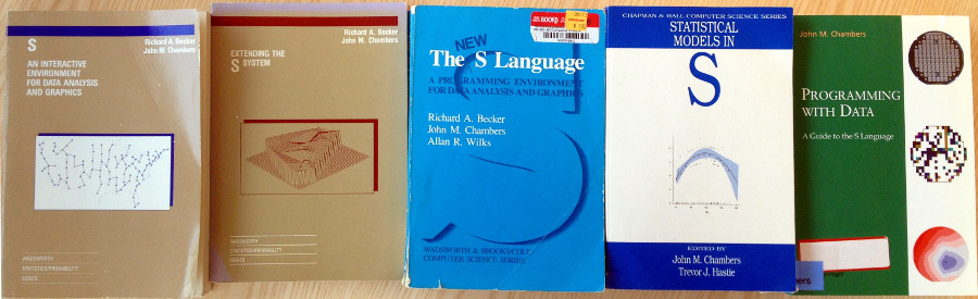 Tidbits from the Books that Defined S (and R) - Publishable